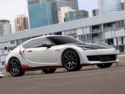 2010 Toyota FT-86G sports concept 4