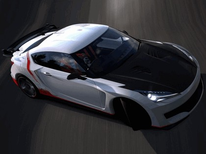 2010 Toyota FT-86G sports concept 6