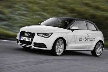 2010 Audi A1 e-tron concept 2