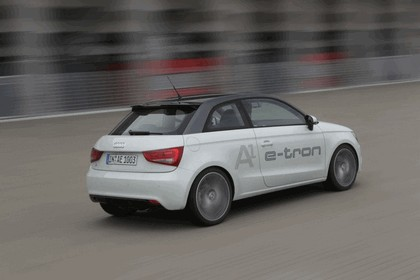2010 Audi A1 e-tron concept 5