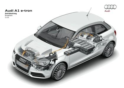 2010 Audi A1 e-tron concept 9