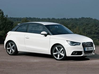 2010 Audi A1 TDi - UK version 1