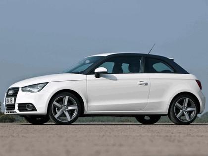 2010 Audi A1 TDi - UK version 2
