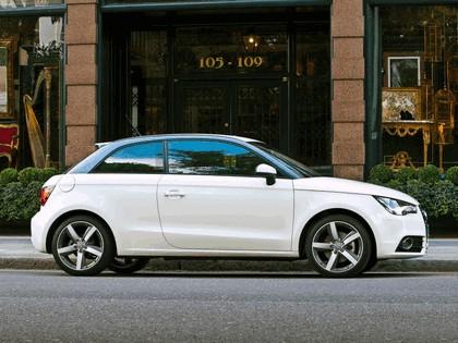 2010 Audi A1 TDi - UK version 8