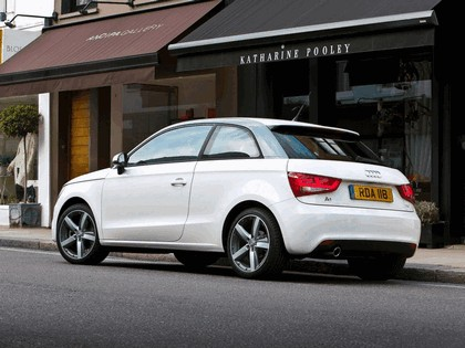 2010 Audi A1 TDi - UK version 9