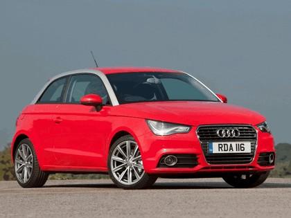 2010 Audi A1 TDi - UK version 11