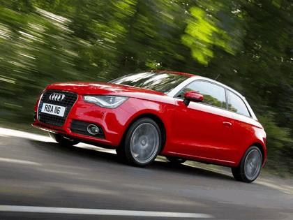 2010 Audi A1 TDi - UK version 17