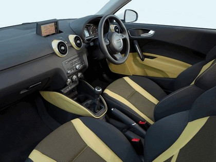 2010 Audi A1 TDi - UK version 19