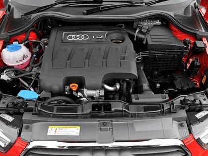 2010 Audi A1 TDi - UK version 23