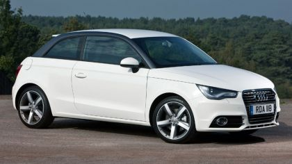2010 Audi A1 TDi - UK version 9
