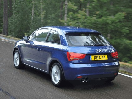2010 Audi A1 TFSi - UK version 1