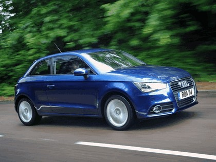 2010 Audi A1 TFSi - UK version 4
