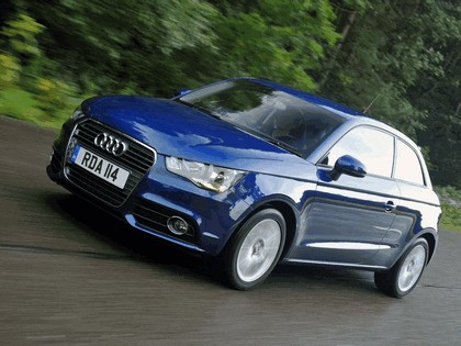 2010 Audi A1 TFSi - UK version 7