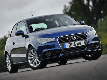 2010 Audi A1 TFSi - UK version 8