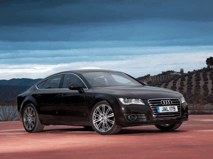 2010 Audi A7 Sportback 3.0 TDi - UK version 1