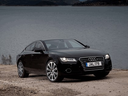 2010 Audi A7 Sportback 3.0 TDi - UK version 5