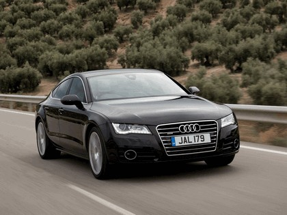 2010 Audi A7 Sportback 3.0 TDi - UK version 6