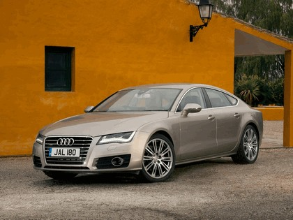 2010 Audi A7 Sportback 3.0 TDi - UK version 8