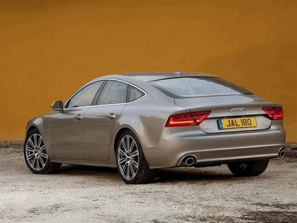 2010 Audi A7 Sportback 3.0 TDi - UK version 9