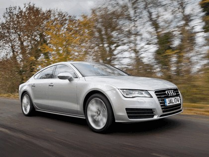 2010 Audi A7 Sportback 3.0 TDi - UK version 10