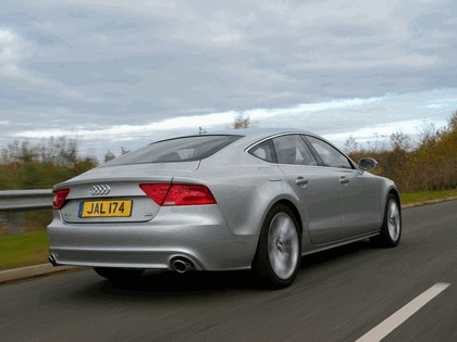 2010 Audi A7 Sportback 3.0 TDi - UK version 11