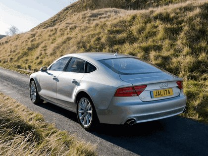 2010 Audi A7 Sportback 3.0 TDi - UK version 14