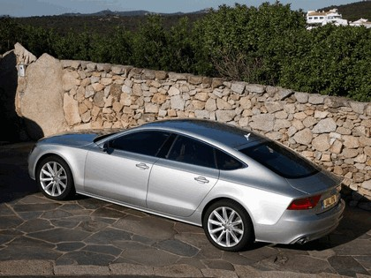 2010 Audi A7 Sportback 3.0 TDi - UK version 15