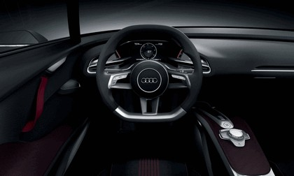 2010 Audi e-tron Spyder concept 7