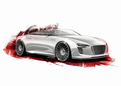 2010 Audi e-tron Spyder concept 9