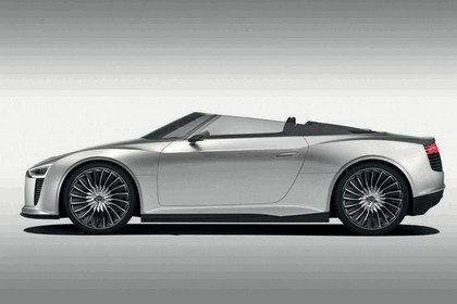 2010 Audi e-tron Spyder concept 12