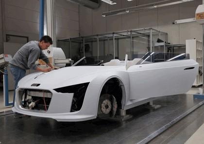 2010 Audi e-tron Spyder concept 23