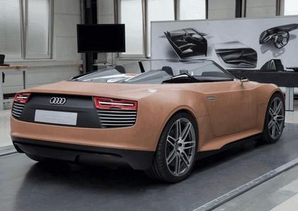 2010 Audi e-tron Spyder concept 26