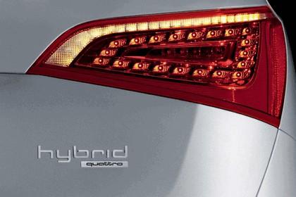 2010 Audi Q5 hybrid quattro 7