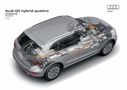 2010 Audi Q5 hybrid quattro 9