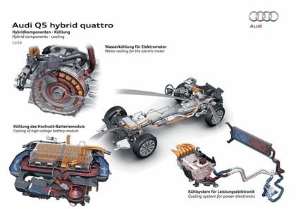 2010 Audi Q5 hybrid quattro 11