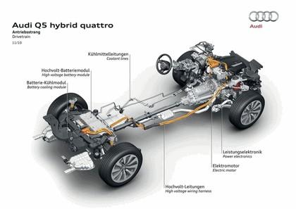 2010 Audi Q5 hybrid quattro 12