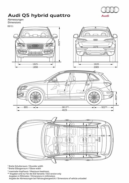 2010 Audi Q5 hybrid quattro 26