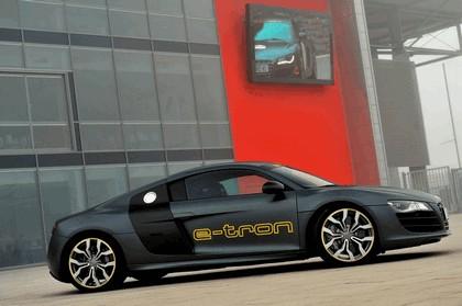2010 Audi R8 e-tron concept 2
