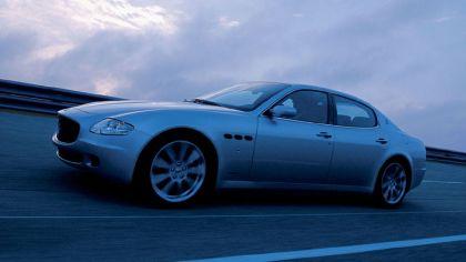 2005 Maserati Quattroporte Sport GT 4