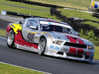 2010 Ford Mustang GT3 6
