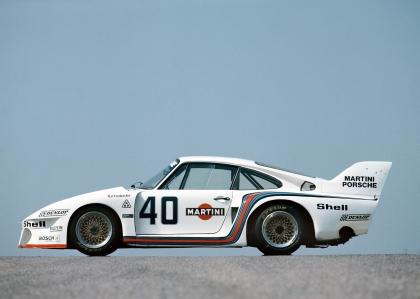 1977 Porsche 935-02 Baby 5