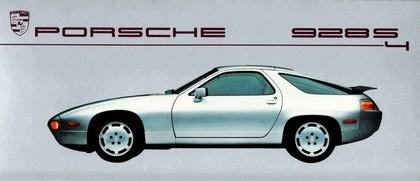 1987 Porsche 928 S4 16