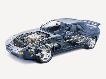 1992 Porsche 928 GTS 6