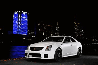 2010 Cadillac CTS-V by Cam Shaft 17
