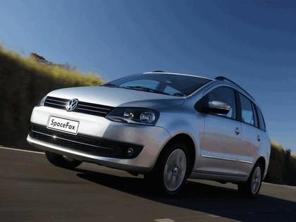 2010 Volkswagen SpaceFox 2