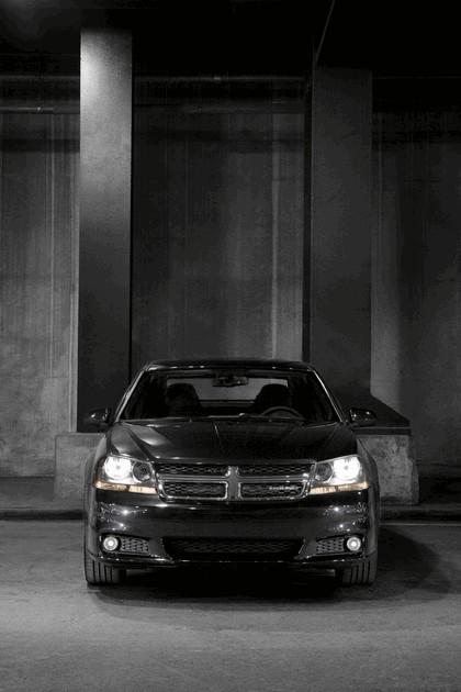 2011 Dodge Avenger 8