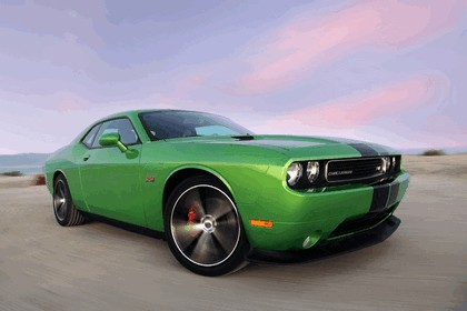 2011 Dodge Challenger SRT8 392 Green with Envy 1