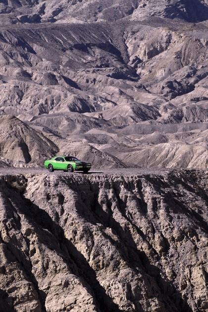 2011 Dodge Challenger SRT8 392 Green with Envy 3