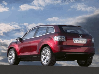 2005 Mazda MX Crossport concept 20