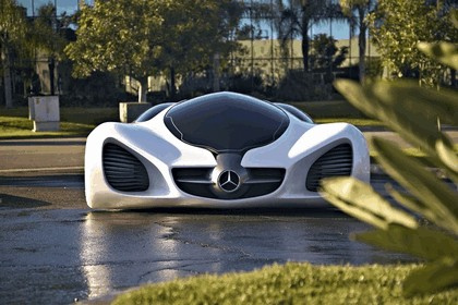 2010 Mercedes-Benz BIOME concept 1